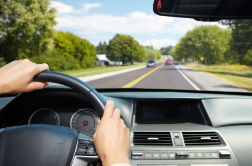 Практика вождения - помощь ученику-водителю сдать экзамен по вождению