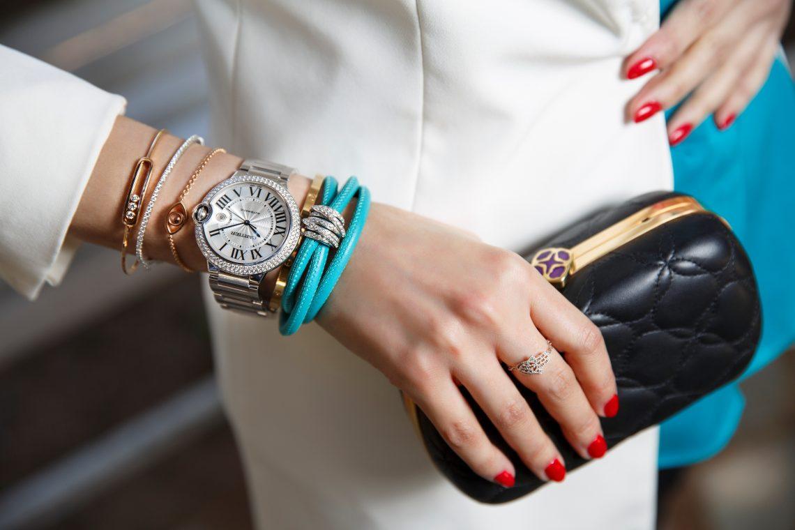 Часы, как продолжение имиджа и модный аксессуар